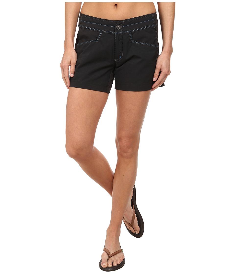 Kuhl - Mutiny River Short (Raven) Women's Shorts