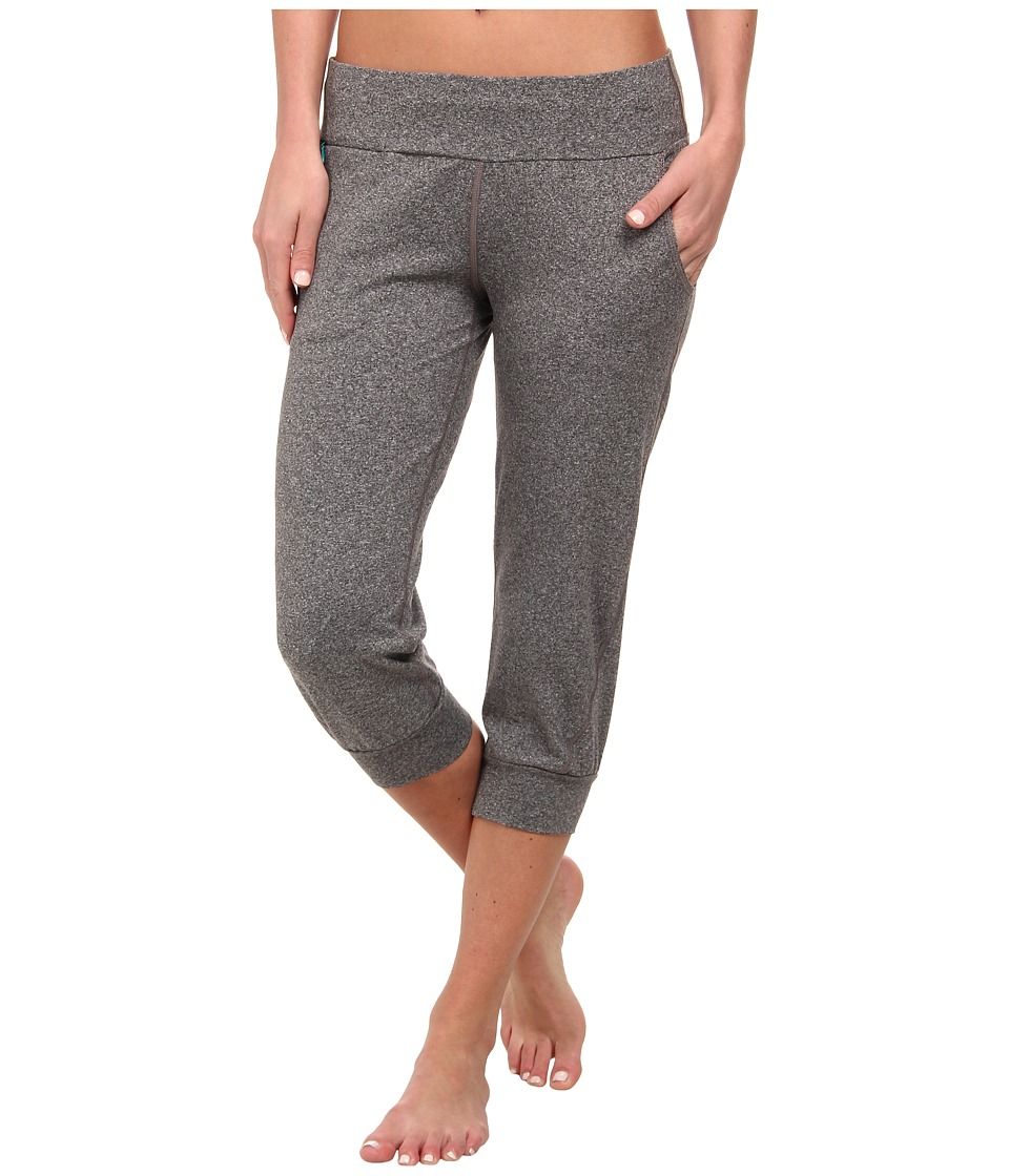 The North Face - Athena Knit Capri (Heather Grey) Women's Capri