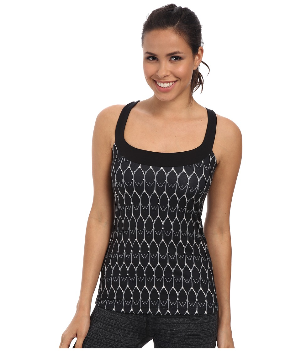The North Face Cypress Knit Tank (TNF Black Print) Women