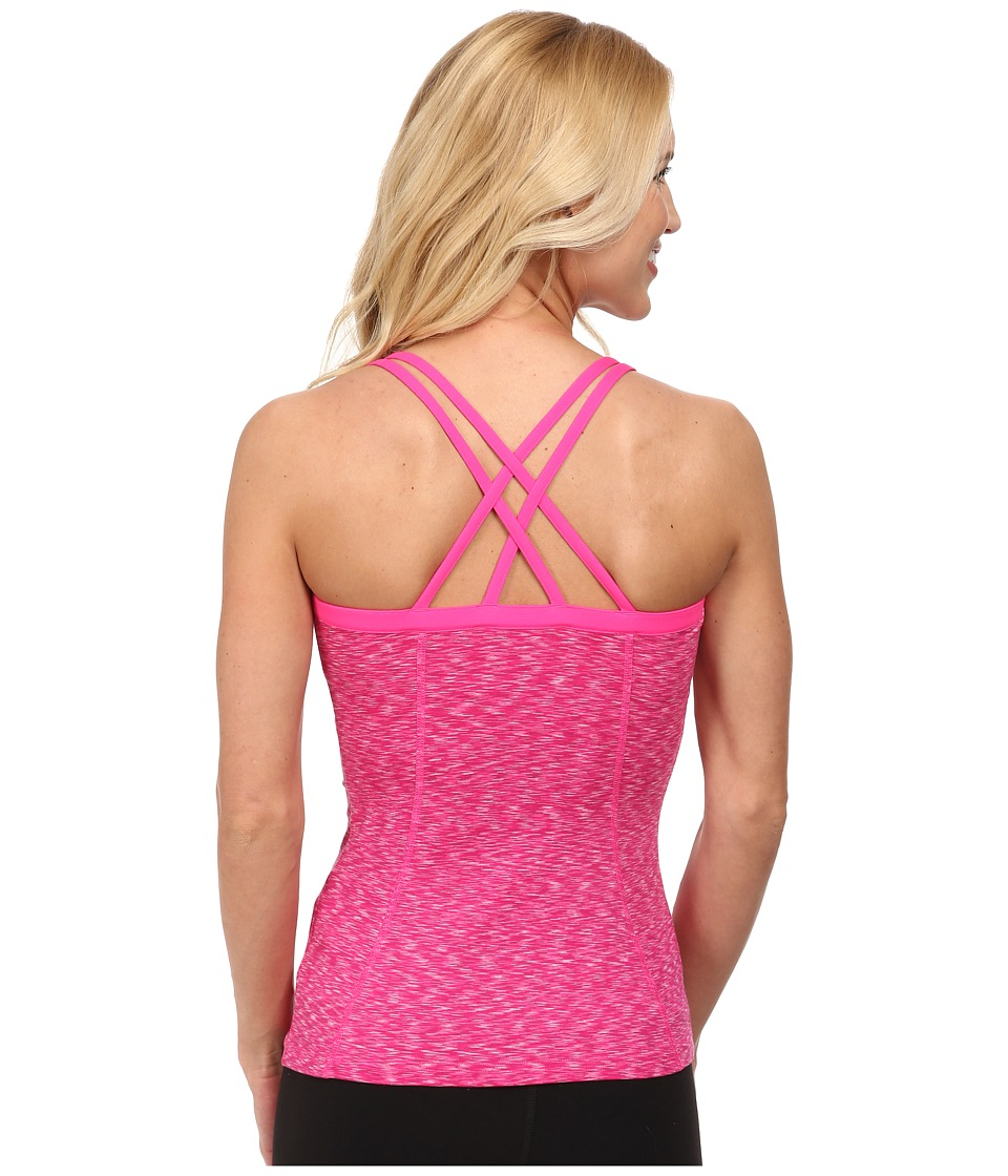 The North Face - Dahlia Tank (Glo Pink) Women's Sleeveless