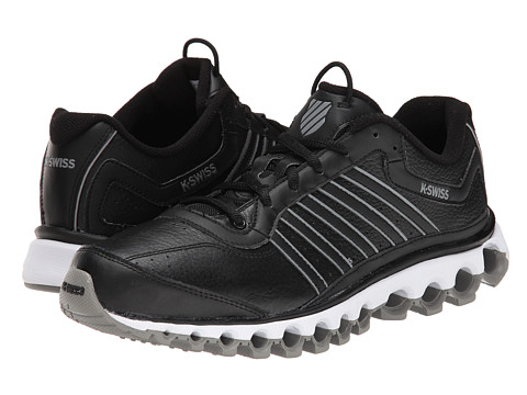 K-Swiss - Tubes 151 L (Black/Stingray) Men's Cross Training Shoes