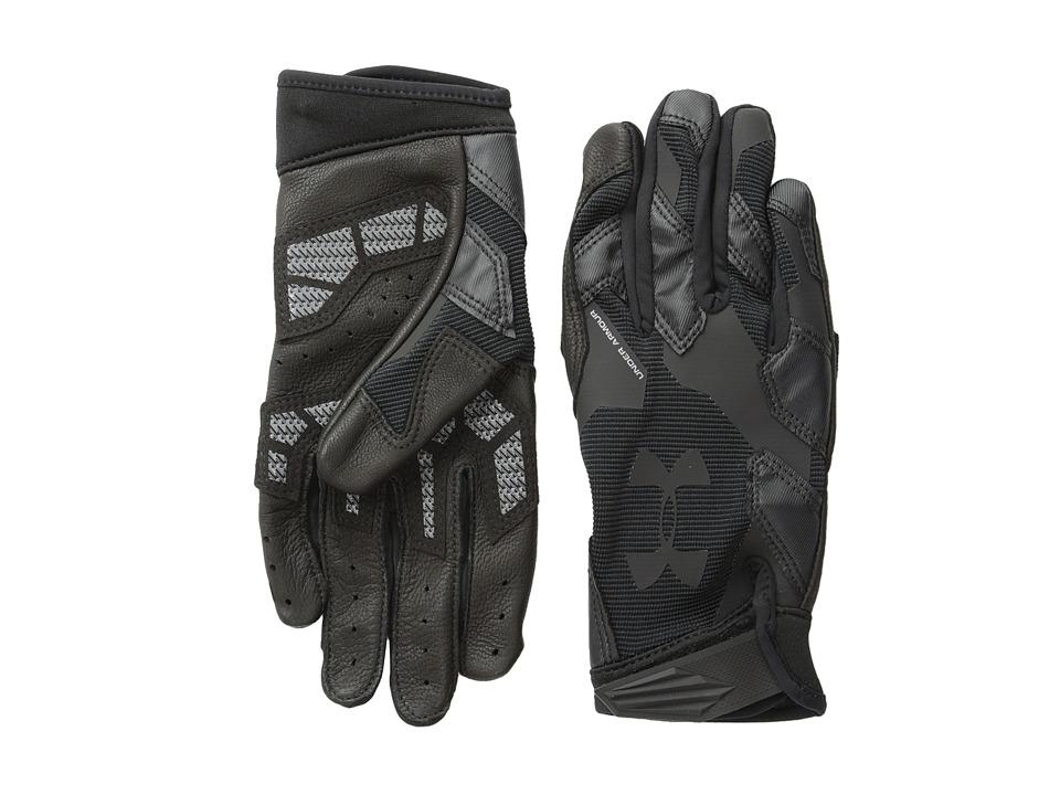Under Armour - UA Renegade Glove (Black/Black/Black) Lifting Gloves