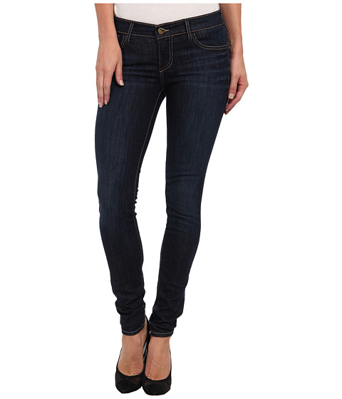 True Religion - Casey Low-Rise Super Skinny in Picasso Blues (Picasso Blues) Women's Jeans