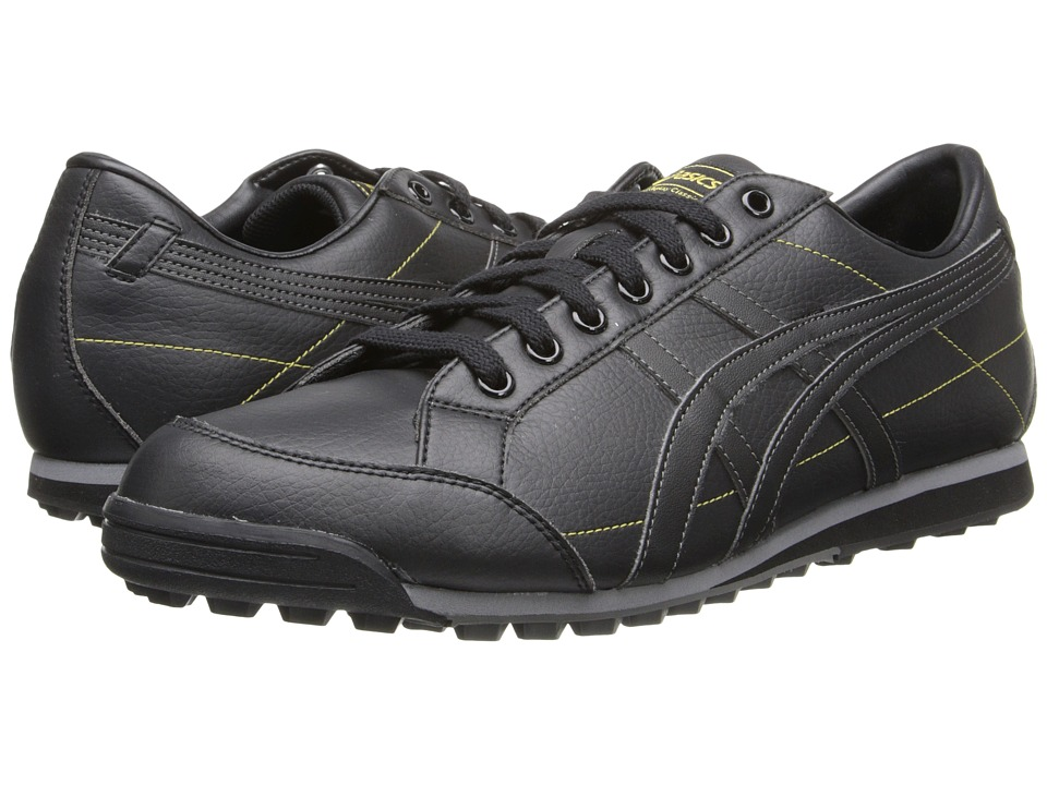 ASICS - Matchplay Classic (Black/Onyx/Metallic Gold) Men's Golf Shoes
