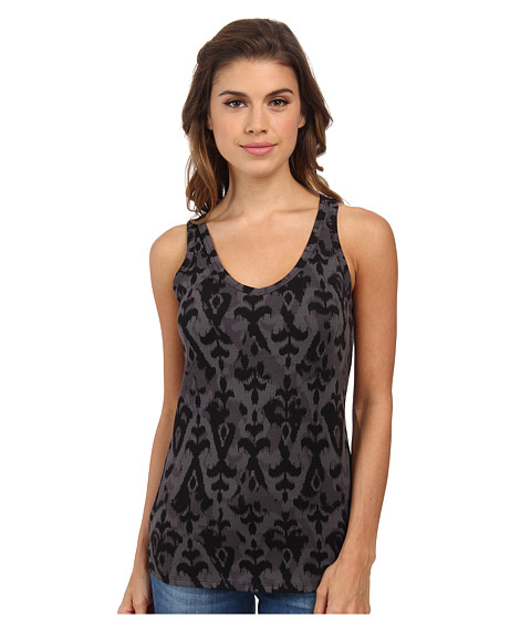 The North Face - Willow Park Tank (TNF Black Print) Women