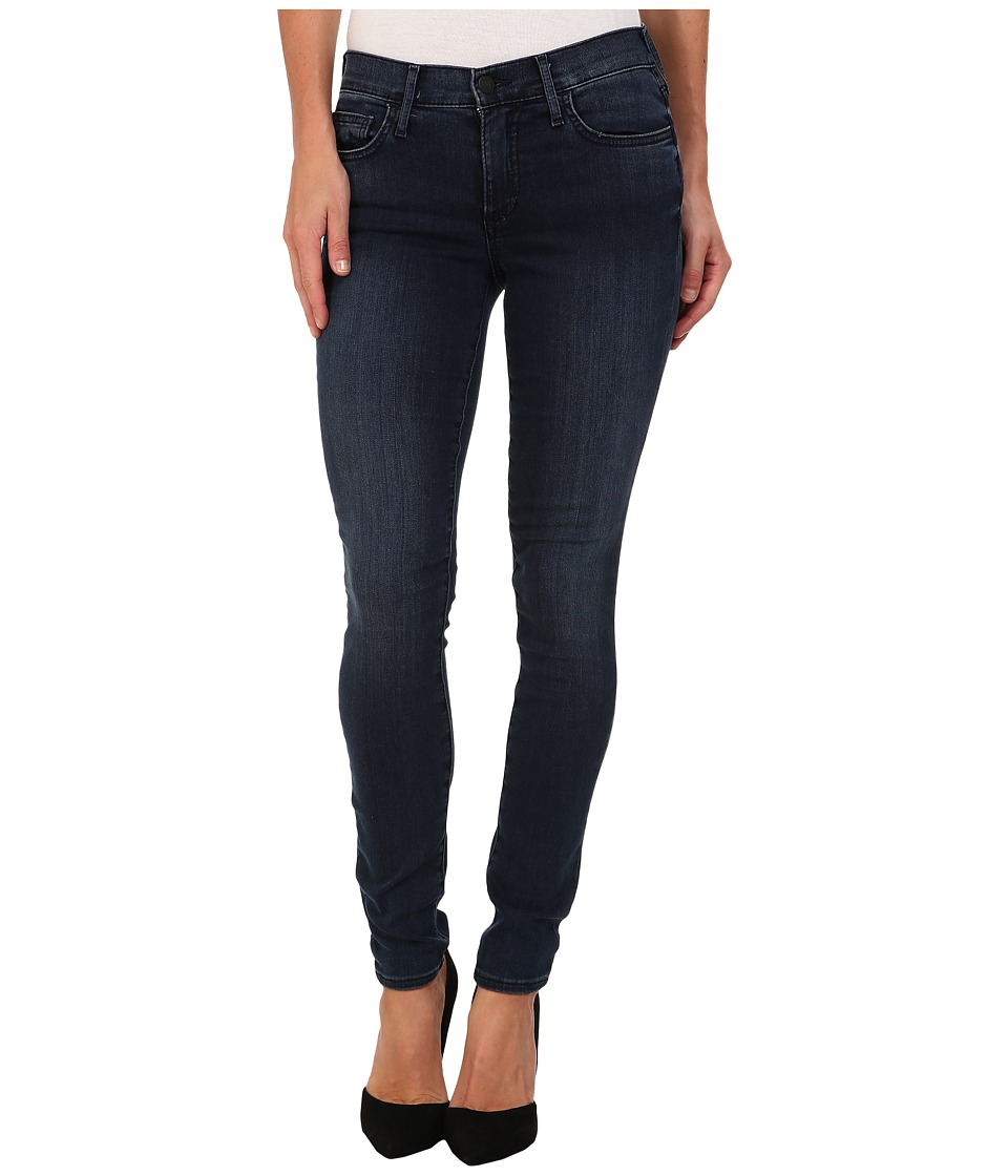 True Religion - Halle Mid-Rise Super Skinny in Kept Promises (Kept Promises) Women's Jeans