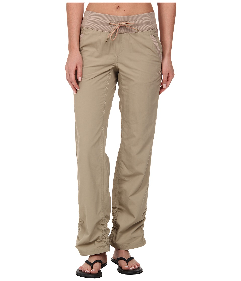 The North Face - Horizon Pull-On Pant (Dune Beige) Women's Casual Pants