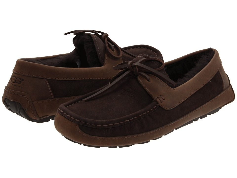 UGG - Byron (Cappuccino) Men's Slippers