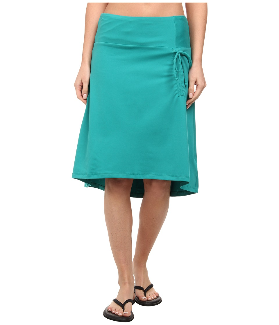 The North Face Cypress Skirt (Teal Blue) Women