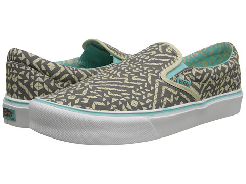 Vans - Slip-On Lite ((Rich Jacobs) Grid) Men's Skate Shoes