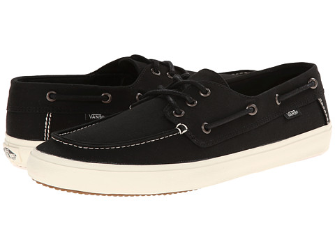 Vans - Chauffeur 2.0 (Black/Marshmallow) Men
