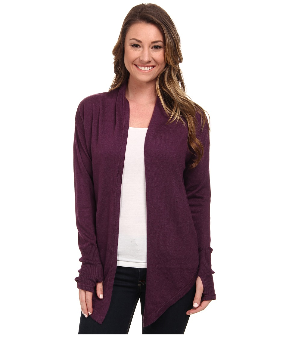 The North Face - Bridgette Wrap (Black Currant Purple) Women's Jacket