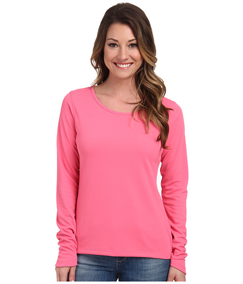 Columbia - Skiff Guide L/S Shirt (Tropic Pink) Women