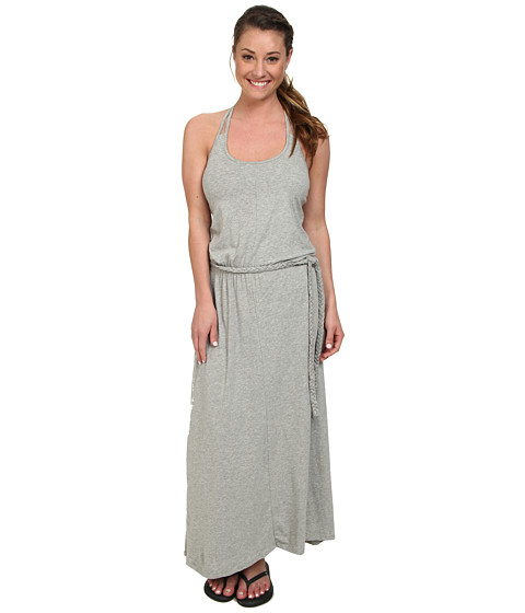 The North Face - Nicolette Maxi (Heather Grey) Women's Dress