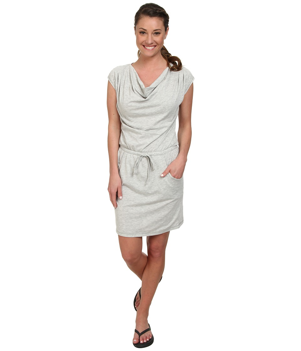 The North Face - Aurora Dress (Heather Grey) Women's Dress