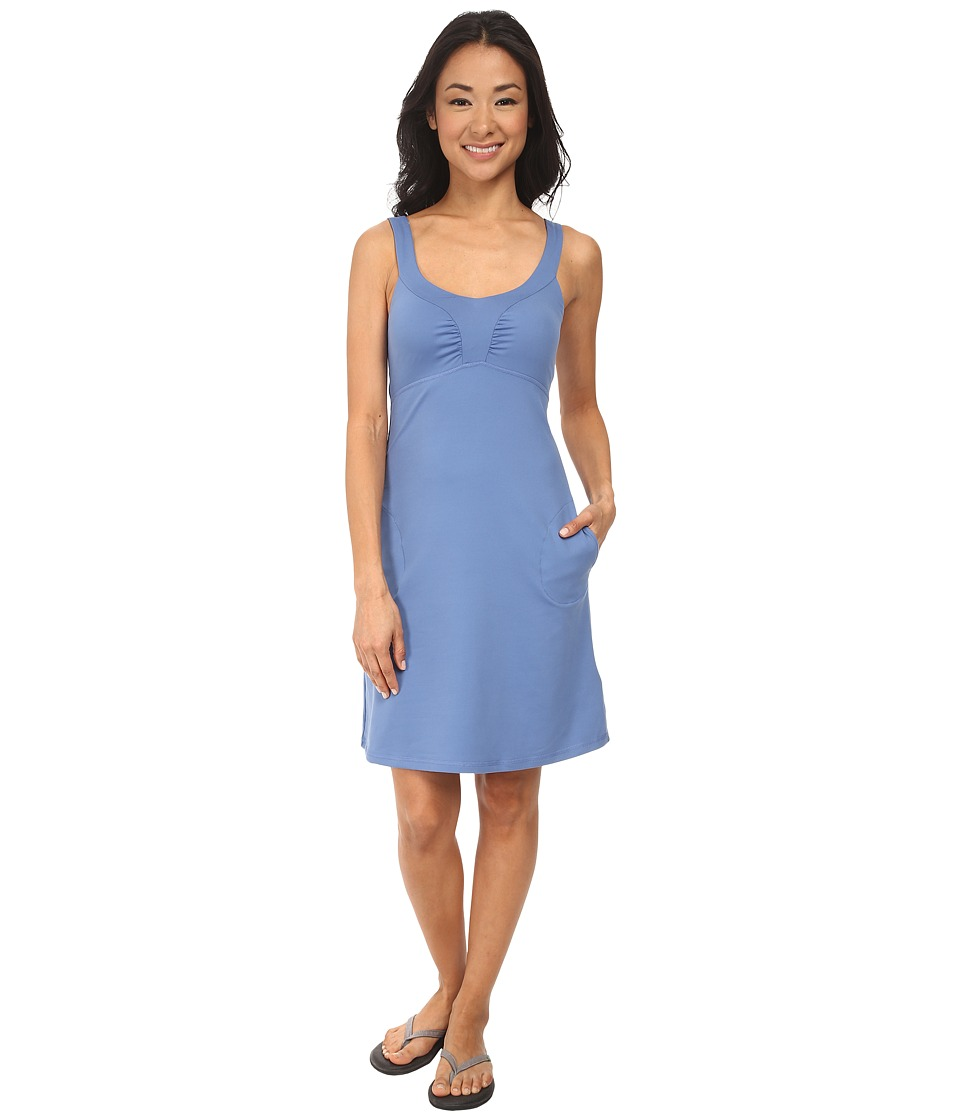 The North Face - Cadence Dress (Vintage Blue) Women's Dress