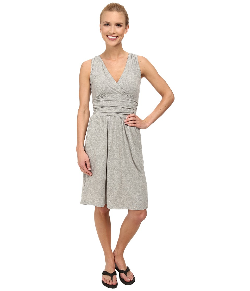 The North Face - Heartwood Dress (Heather Grey) Women's Dress