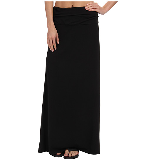 The North Face - Ava Maxi Skirt (TNF Black) Women's Skirt
