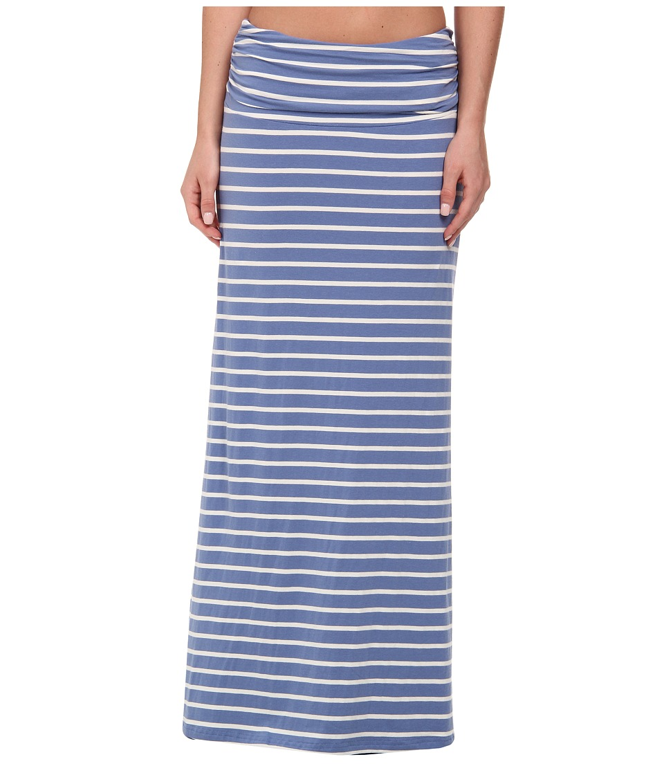 The North Face - Ava Maxi Skirt (Vintage Blue) Women's Skirt