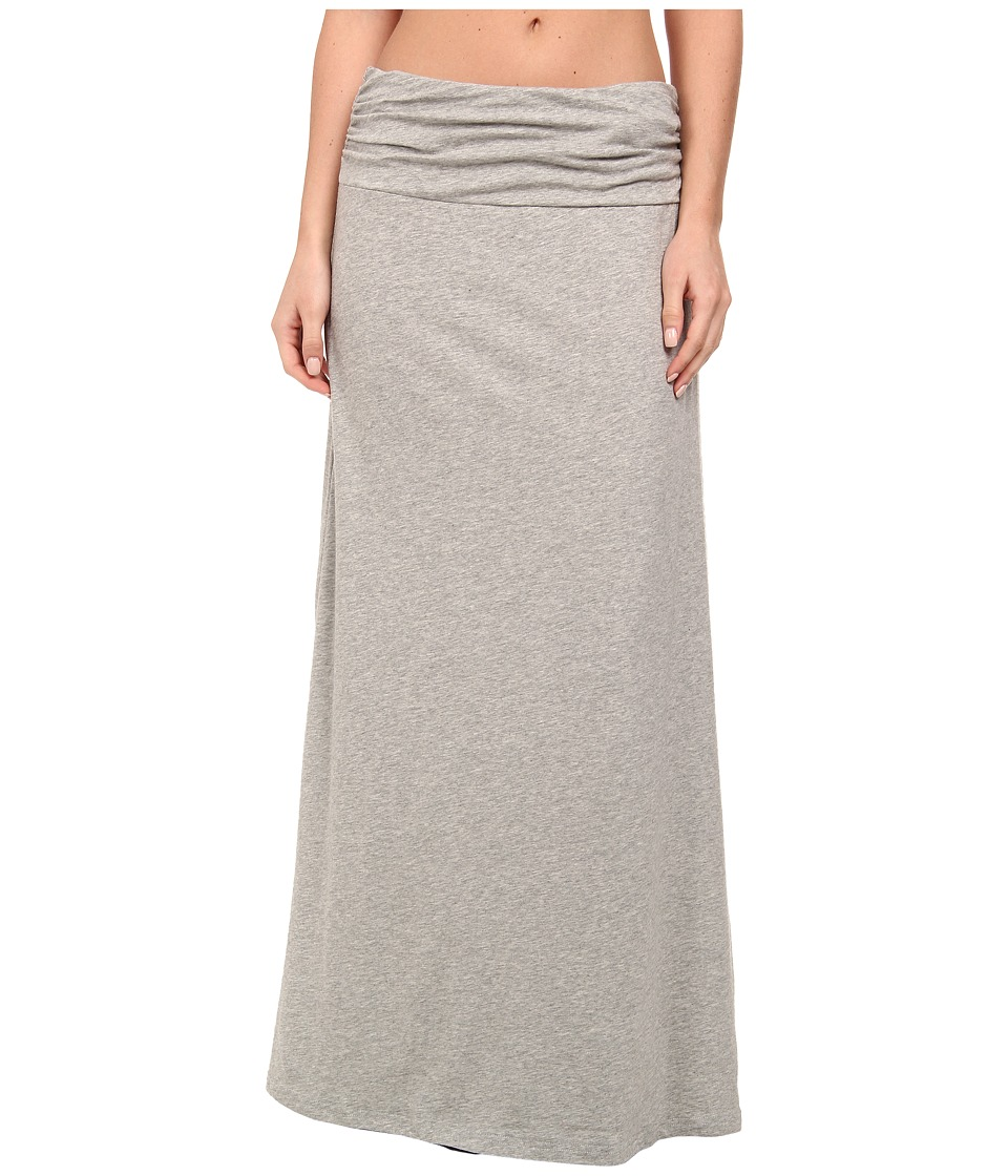 The North Face - Ava Maxi Skirt (Heather Grey) Women's Skirt