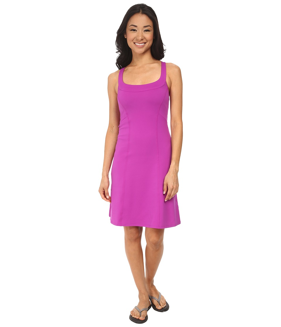 The North Face - Cypress Knit Dress (Magic Magenta) Women's Dress