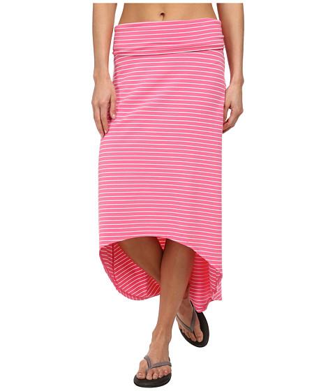 Columbia - Reel Beauty II Long Skirt (Tropic Pink Stripe) Women