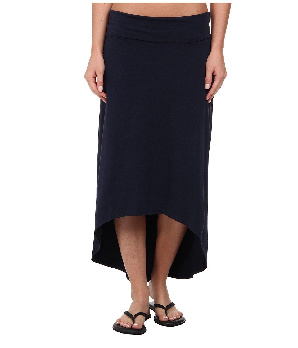Columbia - Reel Beauty II Long Skirt (Collegiate Navy) Women