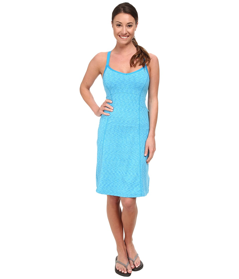 The North Face - Dahlia Dress (Quill Blue) Women's Dress