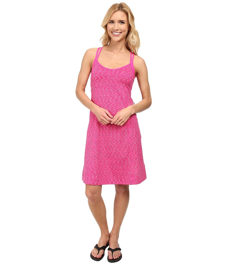 The North Face - Dahlia Dress (Glo Pink) Women's Dress