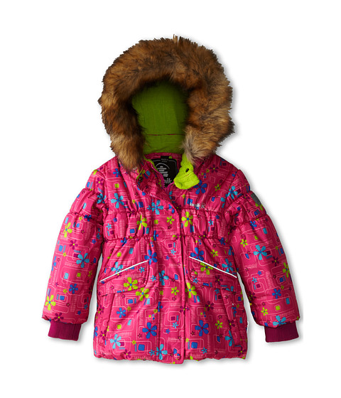 Kamik Kids - Molly Jacket (Toddler/Little Kids) (Magenta) Girl's Coat