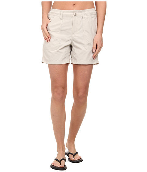 The North Face - Horizon II Short (Moonstruck Grey) Women