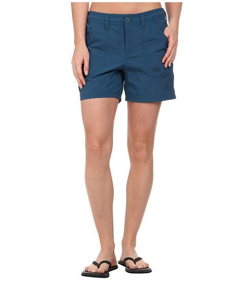 The North Face - Horizon II Short (Prussian Blue) Women's Shorts