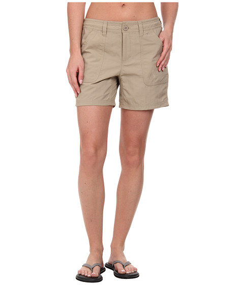 The North Face - Horizon II Short (Dune Beige 2) Women's Shorts