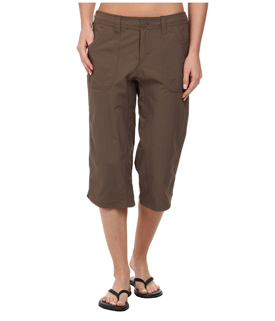 The North Face - Horizon II Capri (Weimaraner Brown 2) Women's Capri