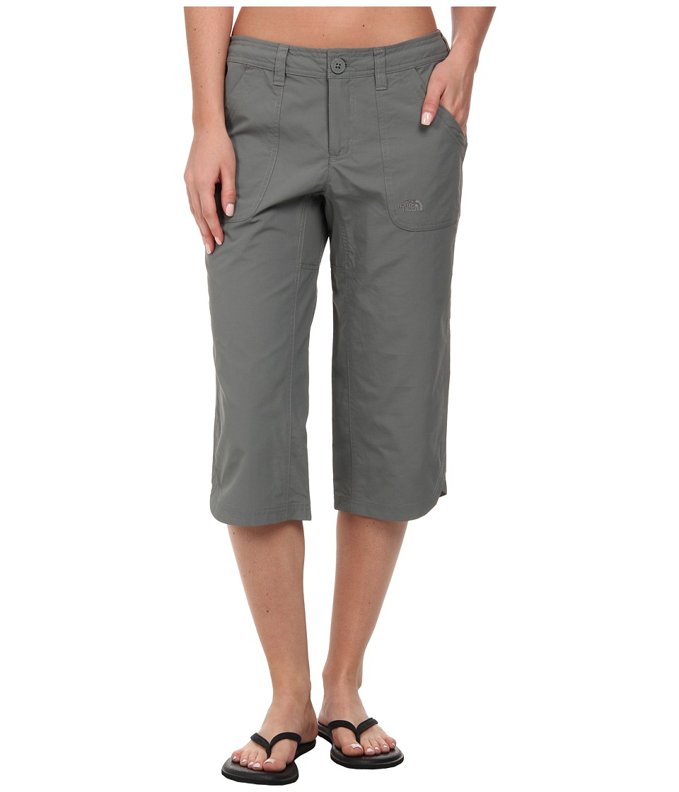 The North Face - Horizon II Capri (Sedona Sage Grey) Women's Capri