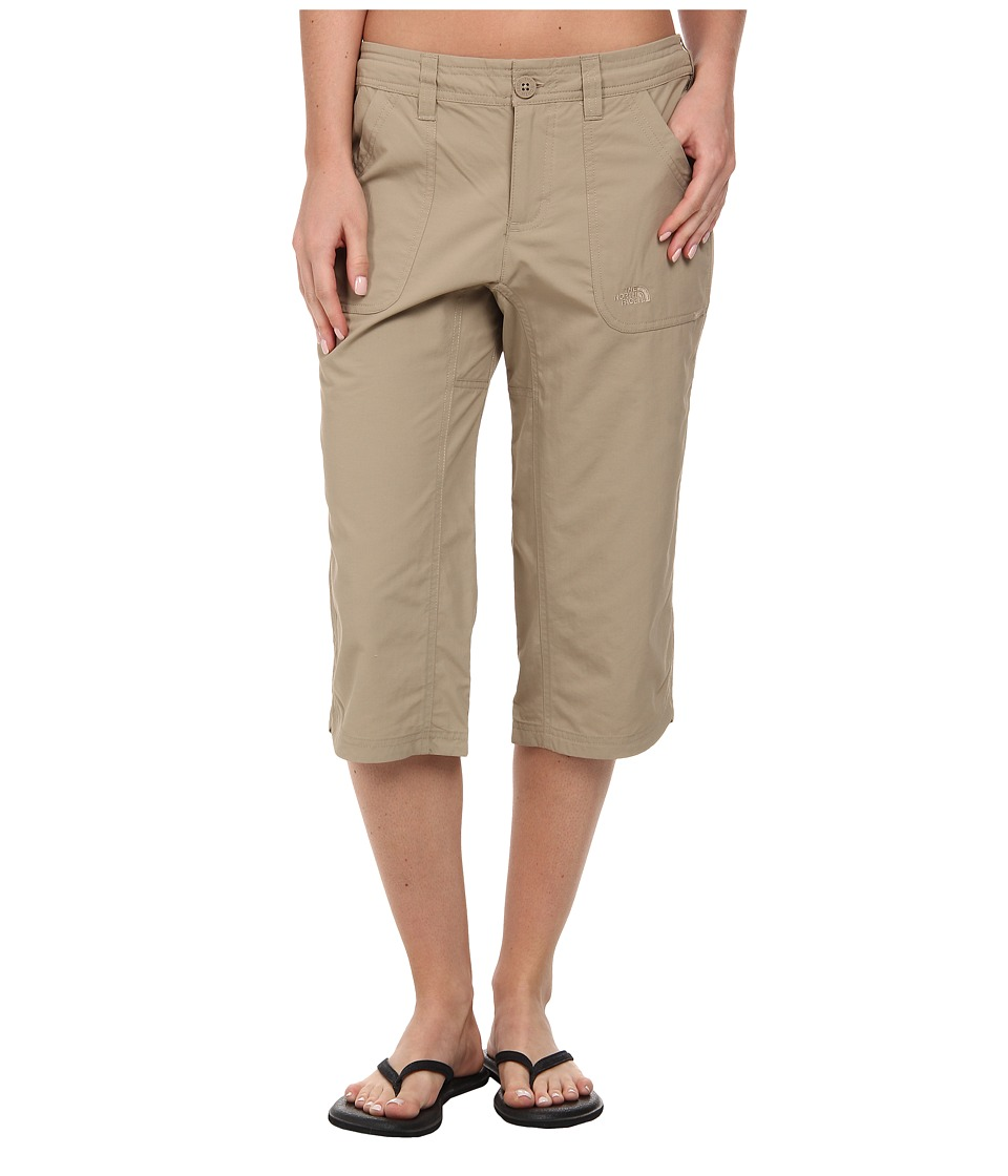 The North Face - Horizon II Capri (Dune Beige 2) Women's Capri