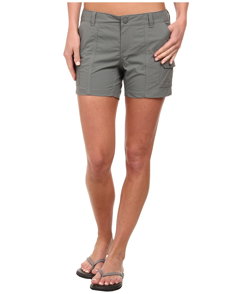 The North Face - Paramount II Short (Sedona Sage Grey) Women's Shorts