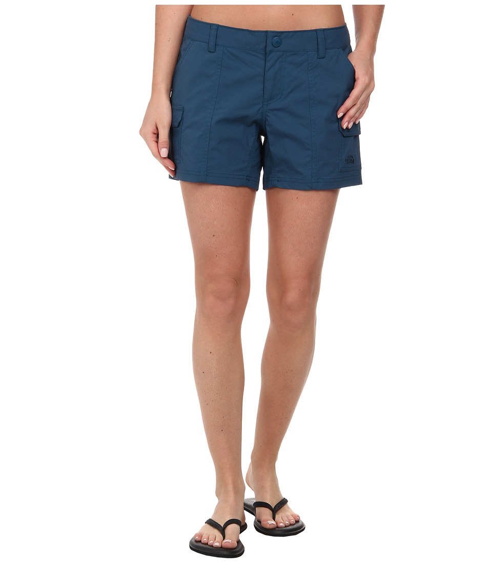 The North Face - Paramount II Short (Prussian Blue) Women's Shorts