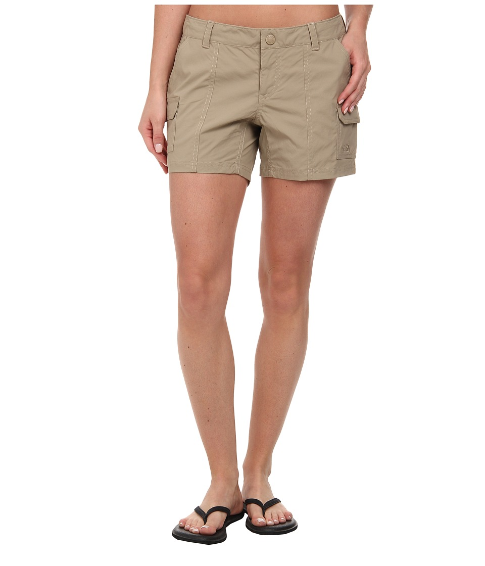 The North Face - Paramount II Short (Dune Beige) Women