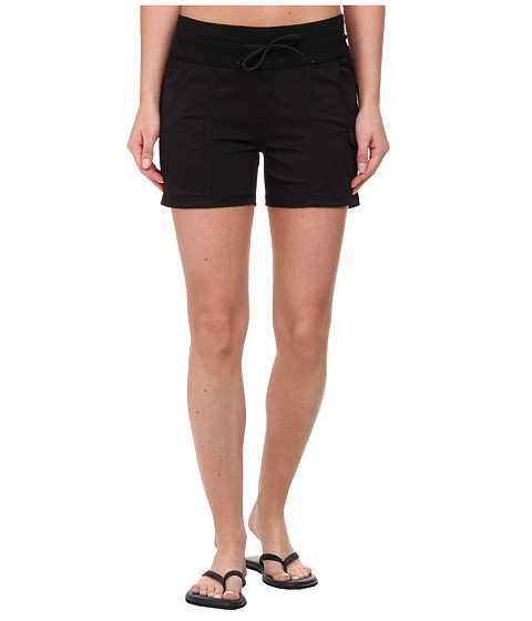 The North Face - Aphrodite Woven Pull-On Short (TNF Black) Women's Shorts