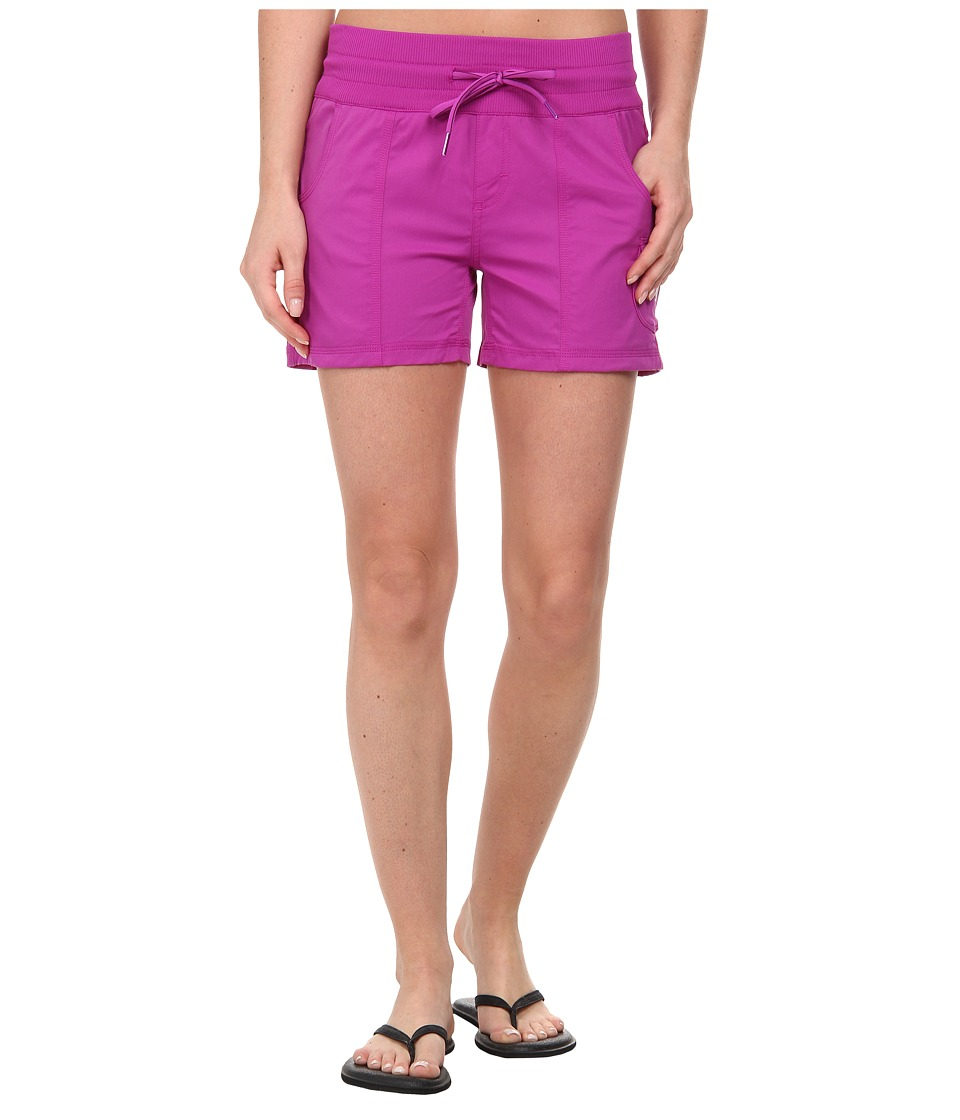 The North Face - Aphrodite Woven Pull-On Short (Magic Magenta) Women's Shorts
