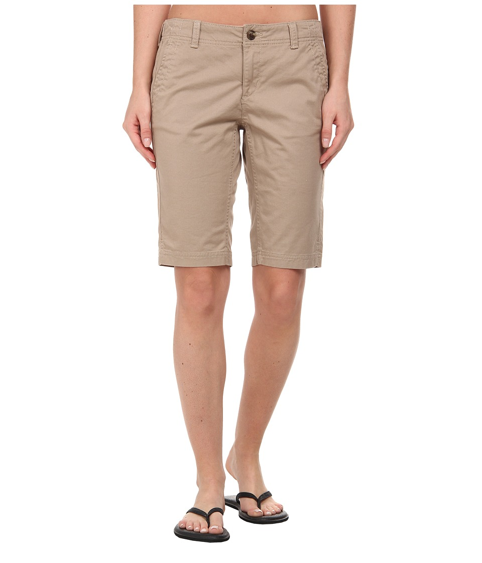 The North Face - Junewood Bermuda Short (Dune Beige) Women's Shorts