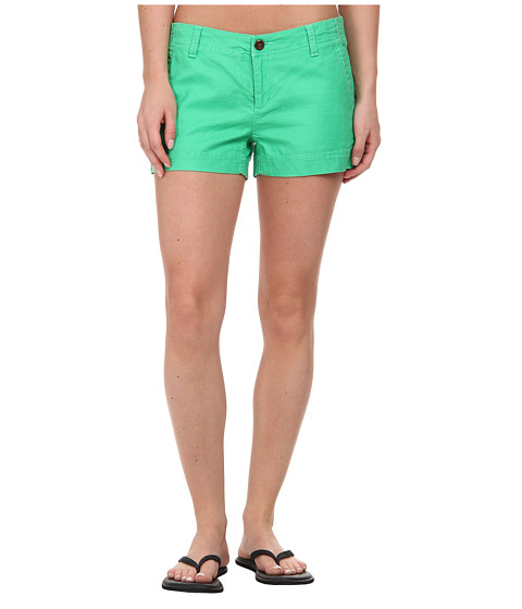 The North Face - Maywood Short (Surreal Green) Women