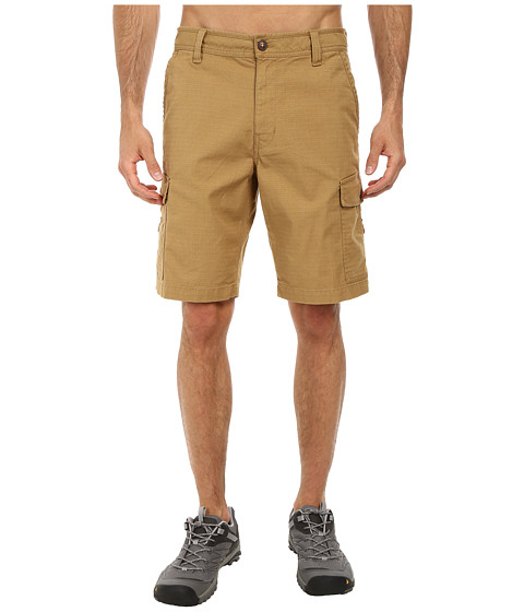 The North Face - Evermann Cargo Shorts (Brittish Khaki) Men