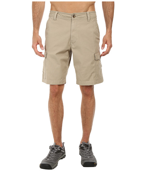 The North Face - Evermann Cargo Shorts (Dune Beige) Men