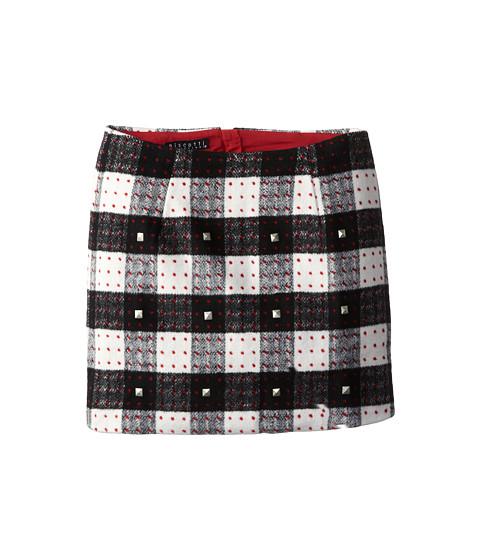 Biscotti - School of Rock Plaid Skirt (Little Kids/Big Kids) (Black) Girl