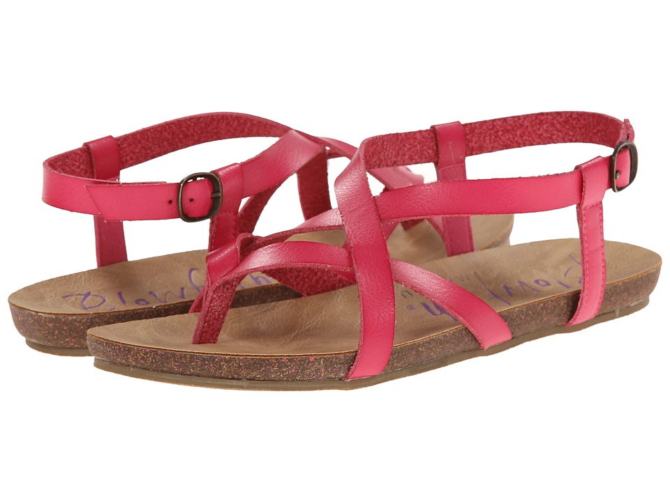 Blowfish - Granola (Carmine) Women's Sandals