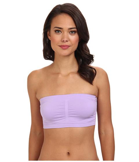 Coobie - Strapless Lace Back Bandeau (Lavender) Women