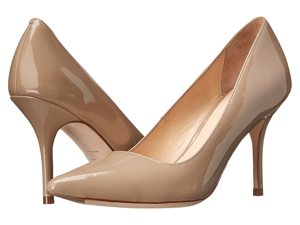 Cole Haan - Bradshaw Pump 85 (Maple Sugar Patent) High Heels
