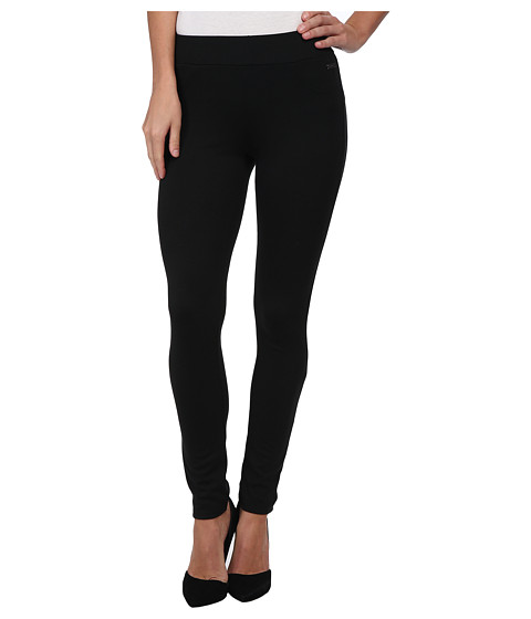 U.S. POLO ASSN. - Alexis Hyper Stretch Ponte Knit Supper Skinny Pant (Black) Women's Casual Pants